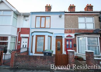 Thumbnail 4 bed terraced house for sale in Walpole Road, Great Yarmouth