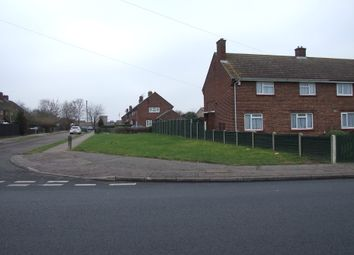 Thumbnail Land for sale in Land Adjoining 12 Lincoln Road, Kempston