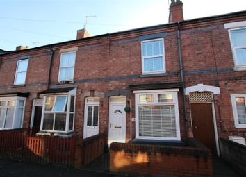 3 bed terraced house for sale in Wyggeston Street, Horninglow, Burton-On-Trent DE13