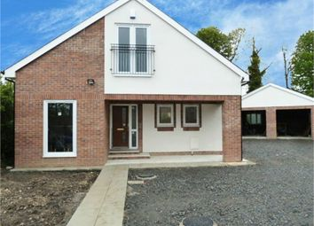 Thumbnail 4 bed detached house for sale in Pine Avenue, Newcastle Upon Tyne, Tyne And Wear