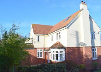 Thumbnail 3 bedroom detached house for sale in East Budleigh Road, Budleigh Salterton