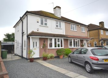 3 bed semi-detached house for sale in First Avenue, Walton-On-Thames KT12