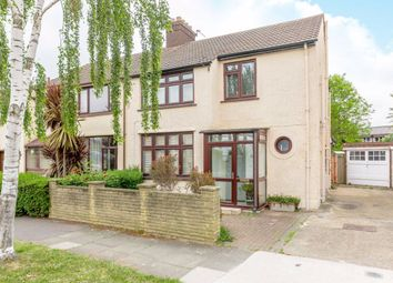 Thumbnail 4 bedroom semi-detached house for sale in Hill Crescent, Surbiton