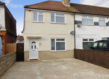 Thumbnail 3 bed end terrace house to rent in Lansdowne Road, Wick, Littlehampton