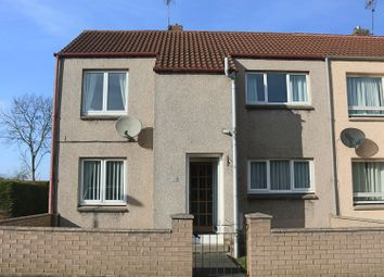 Thumbnail 2 bed end terrace house for sale in Moffat Road, Tranent
