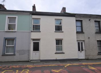Thumbnail 2 bed terraced house for sale in Richmond Terrace, Carmarthen