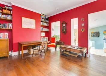 Thumbnail 2 bed flat for sale in Upper Richmond Road West, London