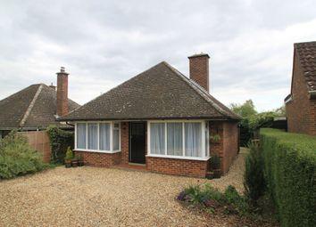 Thumbnail 2 bedroom detached bungalow for sale in Bristol Road, Bury St. Edmunds