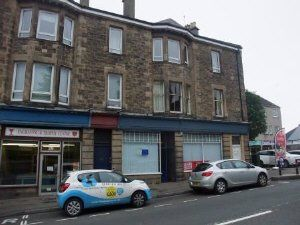 Thumbnail 1 bed flat to rent in Church Street, Fife