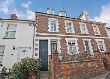Thumbnail 4 bedroom terraced house for sale in Chapel Road, Abergavenny