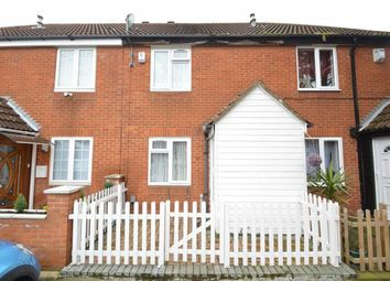 Thumbnail 2 bed terraced house for sale in Moncrieff Close, London