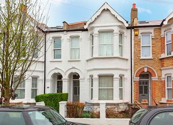 Thumbnail 4 bed terraced house for sale in Park Road, Colliers Wood, London