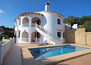 Thumbnail 3 bed villa for sale in Benissa Costa, Costa Blanca, Spain