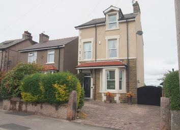Thumbnail 4 bed detached house for sale in Longlands Lane, Heysham, Morecambe