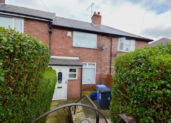 Thumbnail 2 bedroom terraced house for sale in Chestnut Avenue, Sheffield