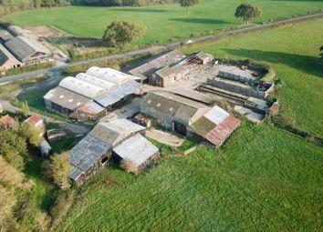 Claydene Farm Development Site, Hartfield Road, Cowden, Edenbridge TN8. Land for sale