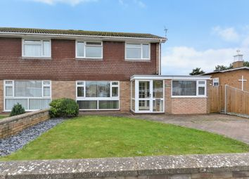 Thumbnail 3 bed semi-detached house for sale in Chapel Road, Dymchurch, Romney Marsh, Kent