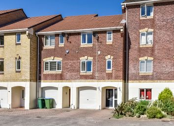 Thumbnail 3 bedroom town house for sale in Pacific Close, Ocean Village, Southampton
