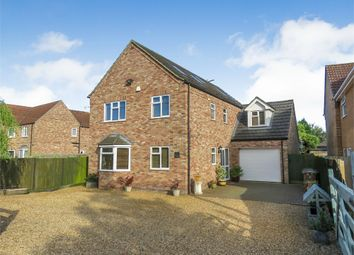 Thumbnail 5 bed detached house for sale in Back Road, Murrow, Wisbech, Cambridgeshire