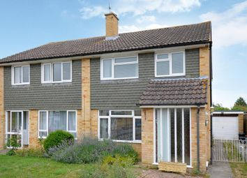 Thumbnail 3 bedroom semi-detached house for sale in Botley, Oxford
