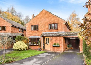 Thumbnail 4 bed detached house for sale in The Farthings, Marcham, Abingdon