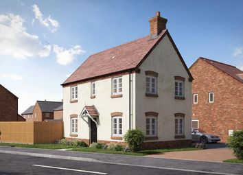 Thumbnail 3 bed detached house for sale in Hayfields, Upton Snodsbury Road, Pinvin