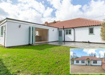 Thumbnail 3 bed detached bungalow for sale in Church Street, Litcham, King's Lynn