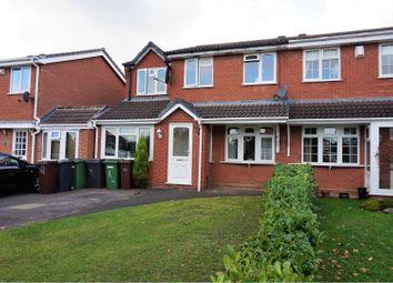 Thumbnail 4 bed semi-detached house for sale in Bembridge Close, Wolverhampton