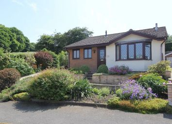Thumbnail 3 bed detached bungalow for sale in Glenwood Close, Silverdale, Newcastle-Under-Lyme