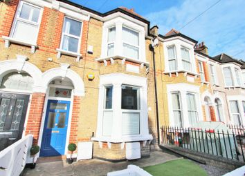 Thumbnail 2 bed flat for sale in Honley Road, London