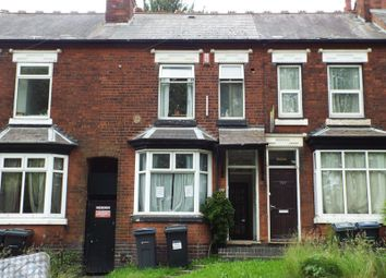 Thumbnail 4 bed terraced house to rent in Warwards Lane, Selly Oak, Birmingham