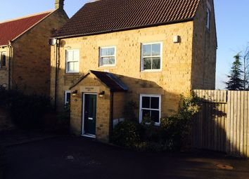 Thumbnail 4 bed detached house to rent in Station Road, Ryhill, Wakefield