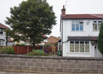 Thumbnail 3 bed semi-detached house for sale in East Orchard Lane, Liverpool