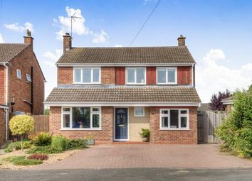 Thumbnail 4 bedroom detached house for sale in St. Marys Close, Southam, Warwickshire, England