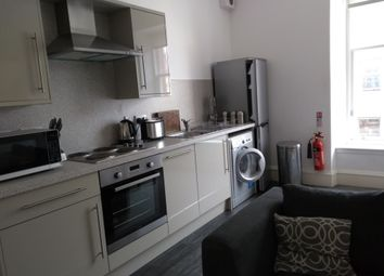 Thumbnail 2 bed flat to rent in Port Street, Stirling Town, Stirling