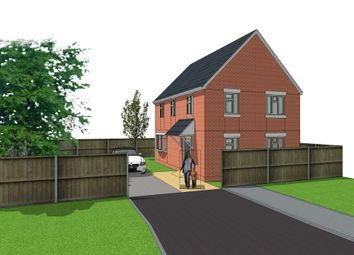 Thumbnail 4 bed detached house for sale in Reliant Close, Castle Bromwich