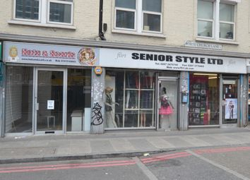 Thumbnail Retail premises to let in Retail Unit / Warehouse, Whitechurch Lane, Aldgate