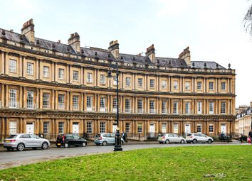 Thumbnail 2 bed flat for sale in The Circus, Bath