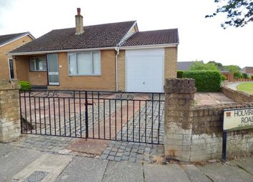Thumbnail 2 bed detached bungalow for sale in Holmrook Road, Carlisle, Cumbria