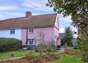 Thumbnail 3 bedroom cottage to rent in Blackheath, Wenhaston, Halesworth