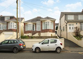 Thumbnail 2 bed detached bungalow for sale in Weston Park Road, Peverell, Plymouth