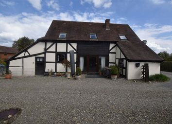 Thumbnail 3 bed detached house for sale in Blacklands Farm, Ledbury, Herefordshire