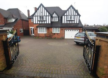 Thumbnail 5 bed detached house to rent in Pear Tree Drive, Great Barr, Birmingham