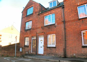 Thumbnail 3 bed terraced house to rent in Duddery Road, Haverhill, Suffolk