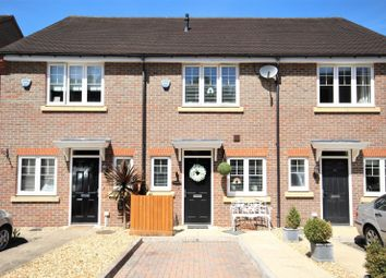 Thumbnail 2 bed terraced house for sale in Garraway Close, Ruscombe, Reading