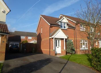 Thumbnail 2 bed semi-detached house to rent in Walmesley Chase, Hilperton, Trowbridge