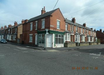 Thumbnail 3 bedroom terraced house for sale in Russell Road, Nottingham
