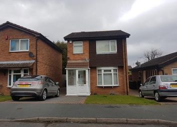 Thumbnail 3 bed detached house to rent in St. Christopher Close, West Bromwich