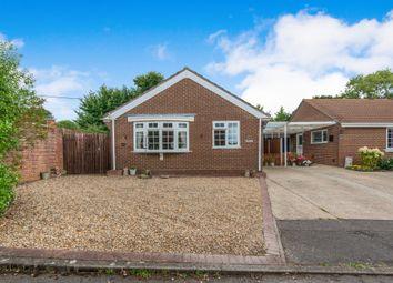 Thumbnail 2 bedroom detached bungalow for sale in Mercury Gardens, Hamble, Southampton