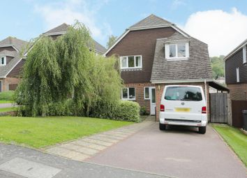 Thumbnail 5 bed detached house for sale in Waters End, Temple Ewell, Dover